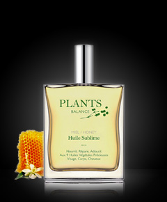 honey sublime oil plants balance