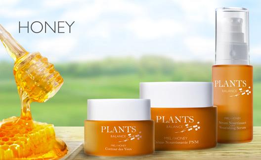 collection miel en