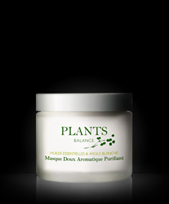 masque aromatique purifiant