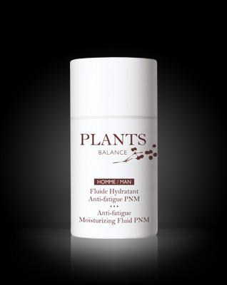 Fluide Hydratant anti fatigue Homme PNM par plants Balance