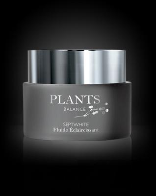 Fluide Eclaircissant Septwhite par Plants Balance