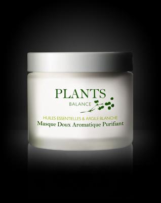 PB Soins boosters masque doux aromatique Purifiant
