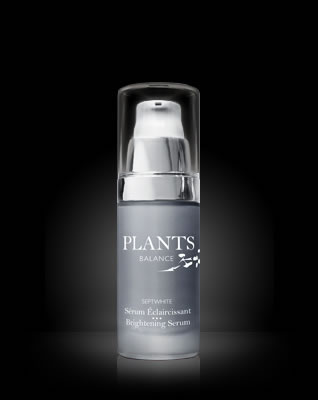 Serum Eclaircissant Septwhite par Plants Balance